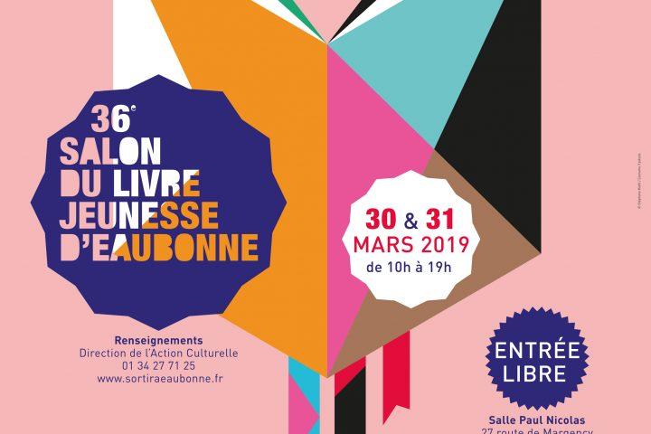 Salon Du Livre Jeunesse D Eaubonne 2019 36e Edition